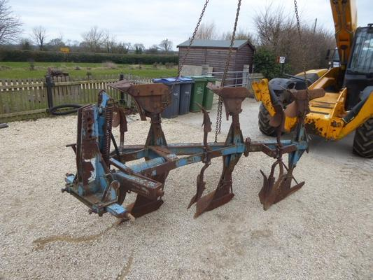 Other LEMKIN 3 FURROW PLOUGH