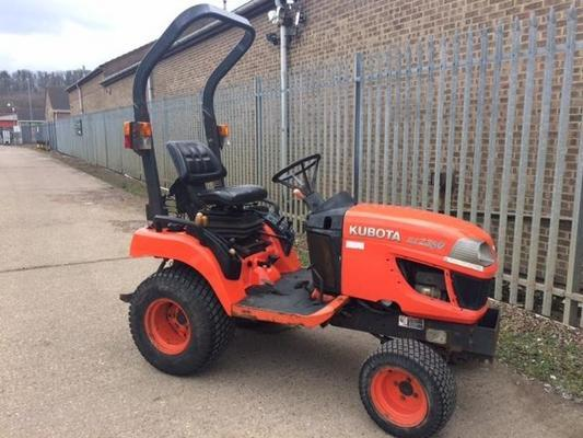 Kubota T219731A -  BX2350 Compact Tractor
