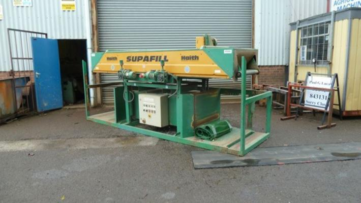 Other Haith box filler, non-lift box type, 3ph