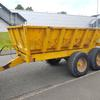 MARSTON CD10 TIPPING TRAILER