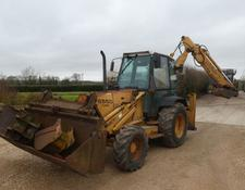 Ford 655d 4wd digger 1994