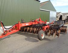 Gregoire Besson 6M Discopack Cultivator