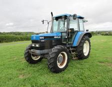 New Holland 6640SE 4wd Tractor