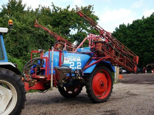 Other Gem Multi Trak Trailed Sprayer