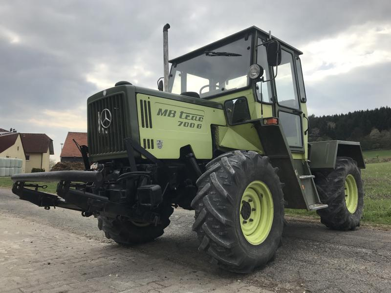 Buy Used Mercedes Benz Tractors In Germany Classified Fwi Co Uk