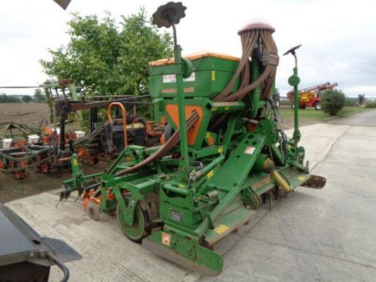 Amazone Used  AD-P 303 Special 3M Disc Combination