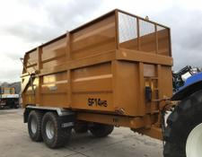 Sonstige Richard Western SF14HS Grain/Silage Trailer