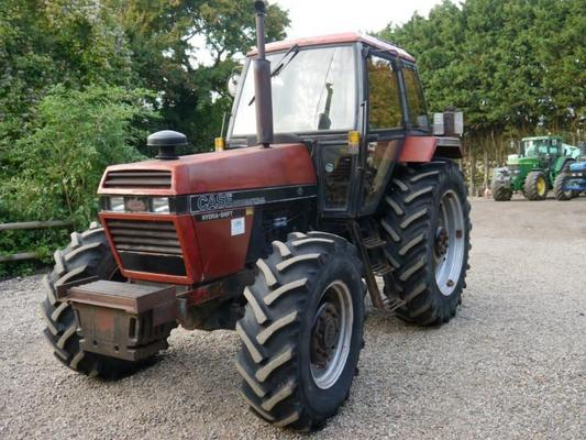 International Case  1594 4wd Tractor