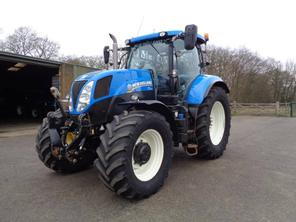 New Holland T 7.210 PC