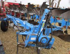 Lemken EUROPAL 8 Plough, 5 furrow, manual variwidth,2006