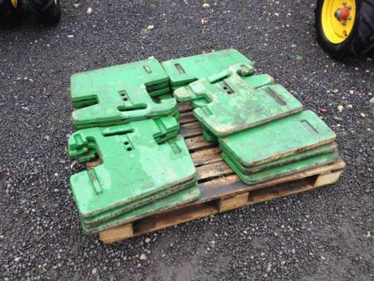 Other used jd 50kg