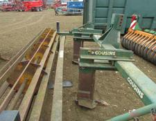 COUSINS 3 metre Subsoiler 2 leg, 2002, Heavy Duty, with 2 legs