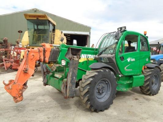Michelin Used Mantiou 1840 telehandler