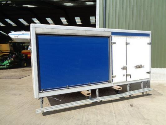 Used Solomon Mounted Chiller Unit