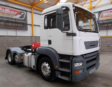 MAN/ERF ECT DAY CAB 6 X 2 PET REGS TRACTOR UNIT - 2005- DK55 DWF