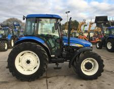 New Holland T5050 Tractor