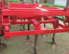 No EXPOM AJAX 4.5 metre Stubble Cultivator, 11 tine, hyd fold