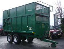Bailey TB11 Silage Trailer