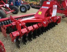 PROFORGE INVERTA 2.7 metre Short-Disc Speed-Disc Harrow Cultivator, NEW
