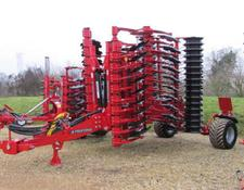 PROFORGE INVERTAMAX 5 metre Heavy Short-Disc, Speed-Disc Harrow Cultivator, New, In Stock