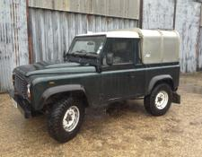 Land Rover Defender 90 2.4 Pick Up