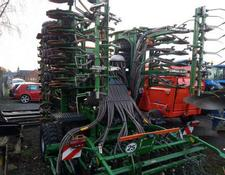 Amazone Cirrus 6003 2C 6m grain & fertiliser drill, 2015