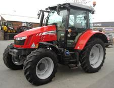 Massey Ferguson 5711 SL Efficient