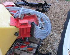 APV Airseeder PS250 airseeder, 8 outlet,