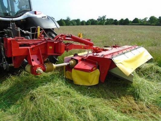 Pottinger 265H Extra Dry Mower Conditioner For Sale