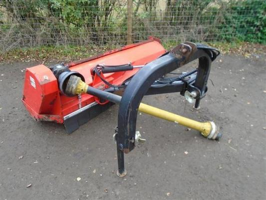 Spaldings 1.9m Side Offset Flail
