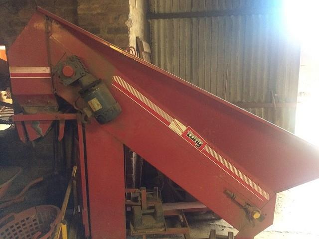 TONG BAG WEIGHER