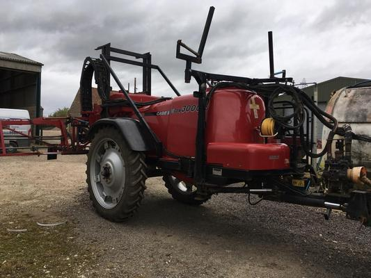 Other CASE GEM 3000 LITRE TRAILED SPRAYER