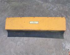 No Flail Mower Deflector Cowling C/w Rubber 1200mm