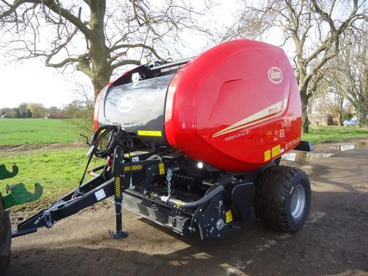 Vicon NEW  5216 SUPER CUT ROUND BALER