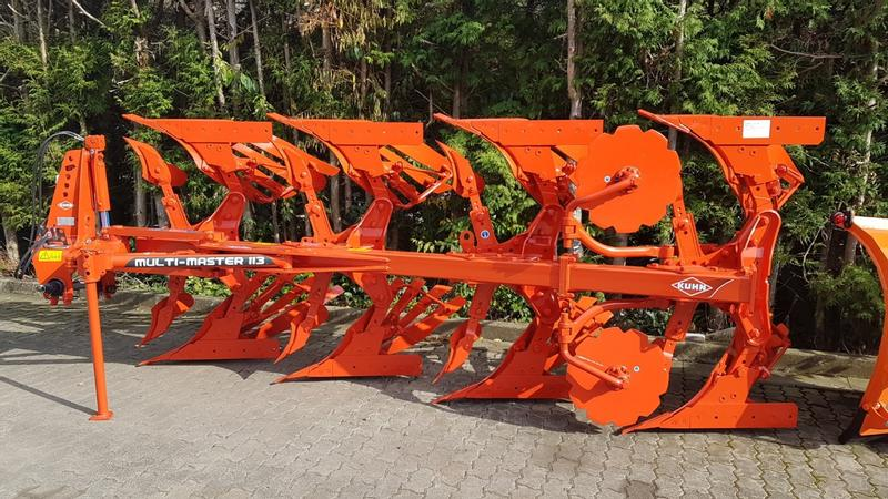 Kuhn Multi Master MM 113 4T
