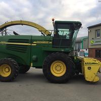 Used Self-propelled Forage Harvester - classified fwi co uk