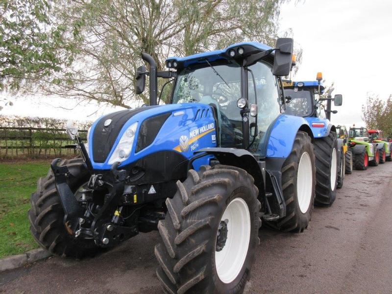 New Holland T6175 DCT Ex Demo