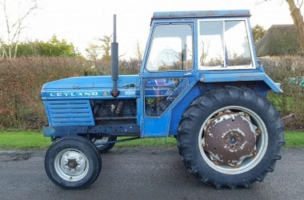 Other LEYLAND 255 2WD TRACTOR