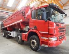 Scania P360 8 X 4 ALUMINIUM INSULATED TIPPER - 2012 - FN12 YRX