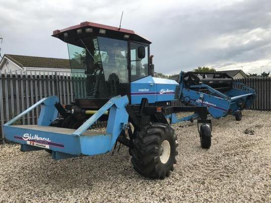 Other used Rape Swather Shelbourne Reynolds Mentor 16'