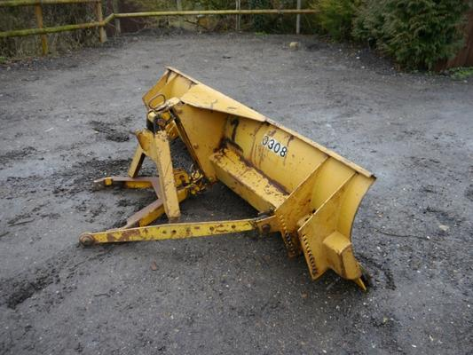 Other Bunce Front Mounted Snow Plough