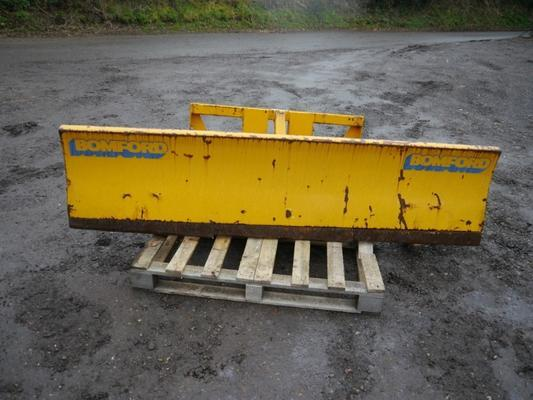 Bomford  Snow Plough