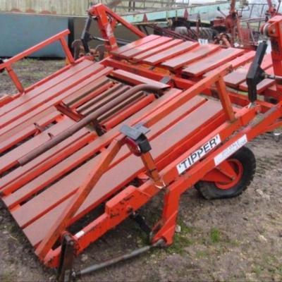 Other Browns Bale Sledge