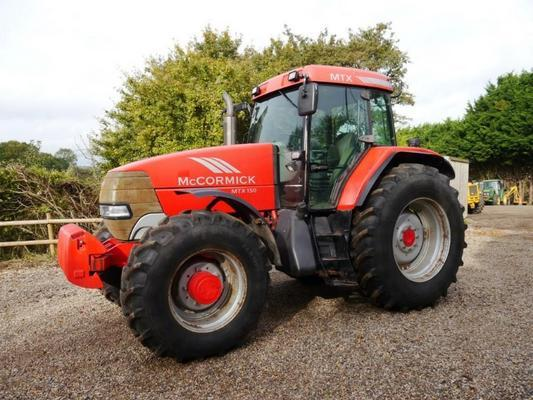 McCormick  MTX150 4wd Tractor