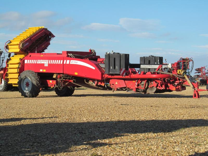 Grimme GT170S-DMS, 45000605