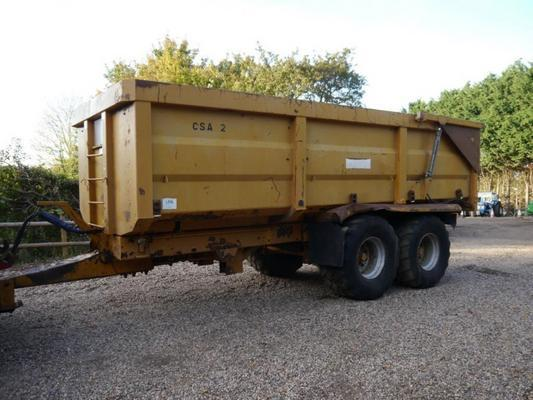 Other Richard Western Suffolk Trailer