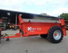 K Two K-TWO ECO 75-11 MUCK SPREADER