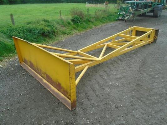 Grain Pusher For Sale