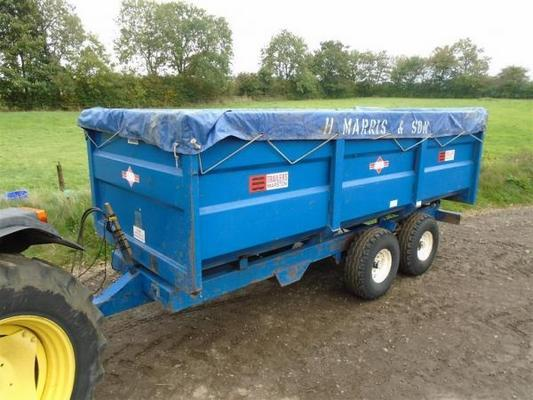 AS 10T Grain Trailer For Sale