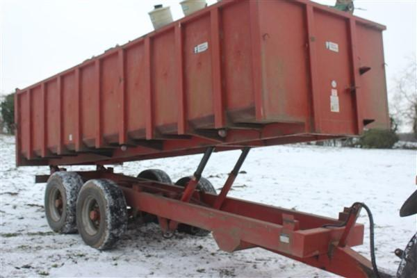 Other TRIFFIT TIPPING TRAILER